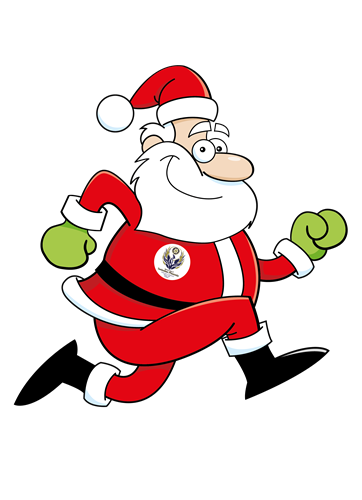Virtual Santa Vs Rudolph Run | Brighter Futures